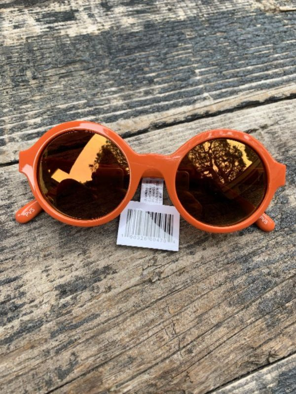 product details: PERVERSE BRAND SUNGLASSES ROUND MOD STYLE NWT photo