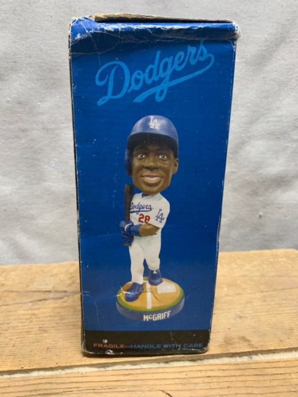 product details: FRED MCGRIFF #28 DODGERS BOBBLE HEAD DOLL AS-IS photo