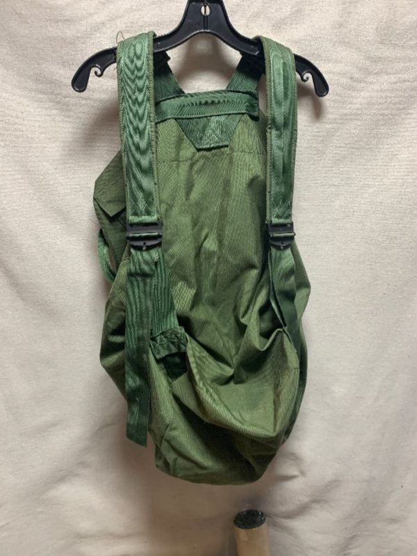 product details: MILITARY CANVAS DUFFLE BAG photo