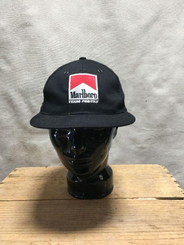 product details: MARLBORO TEAM PENSKE DAD HAT photo