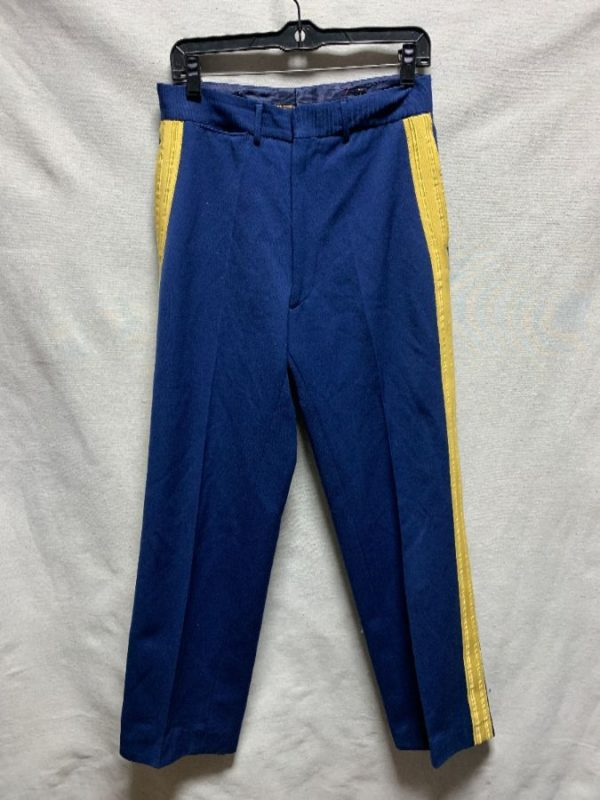product details: PANTS MARCHING BAND STRIPED SIDES photo
