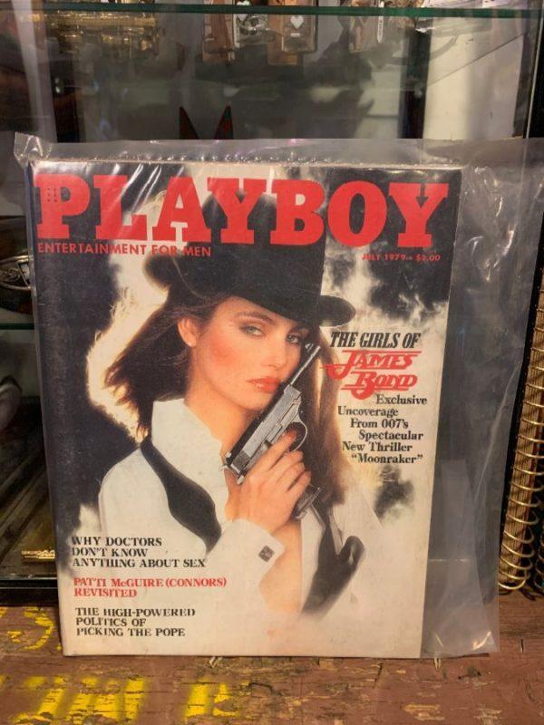 product details: PLAYBOY MAGAZINE - JULY 1979 ISSUE - THE GIRLS OF JAMES BOND photo
