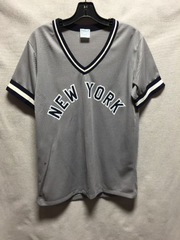 product details: NEW YORK YANKEES BASEBALL JERSEY AS -IS photo
