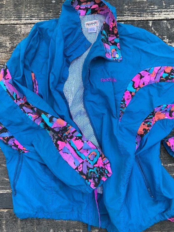 product details: 1990S REEBOK WINDBREAKER photo