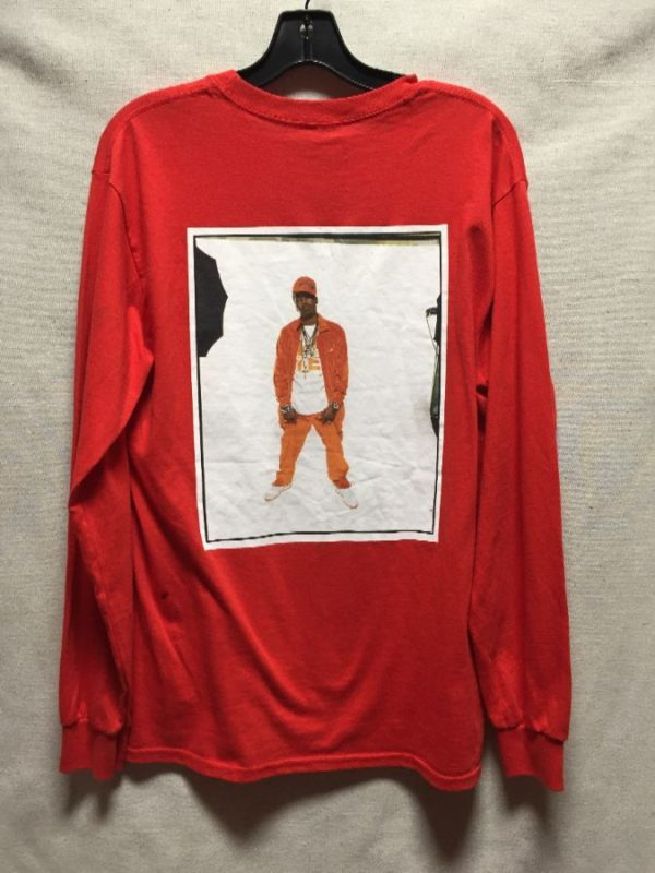 product details: LONG SLEEVE NAS NY STATE OF MIND TSHIRT AS-IS photo