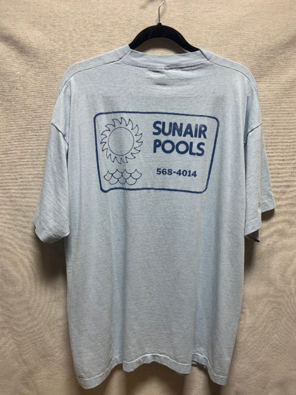 product details: SUNAIR POOLS T-SHIRT photo