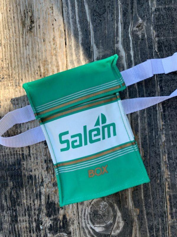 product details: DEADSTOCK SALEM CIGARETTE BOX FANNY PACK photo