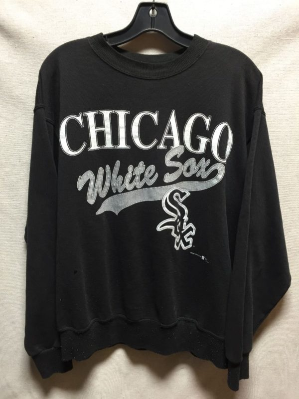 product details: 1994 CHICAGO WHITE SOX BASEBALL CREWNECK SWEATSHIRT photo