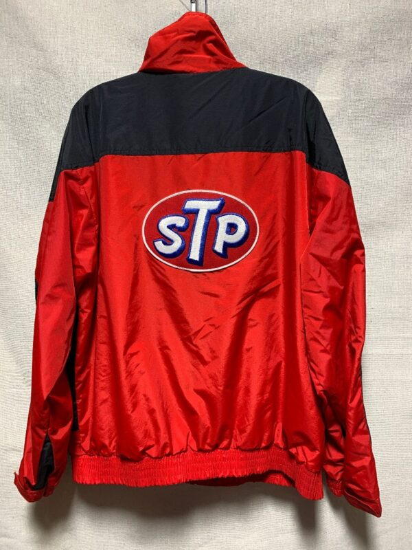 product details: STP RACING TEAM ZIPUP EMBROIDERED WINDBREAKER JACKET photo