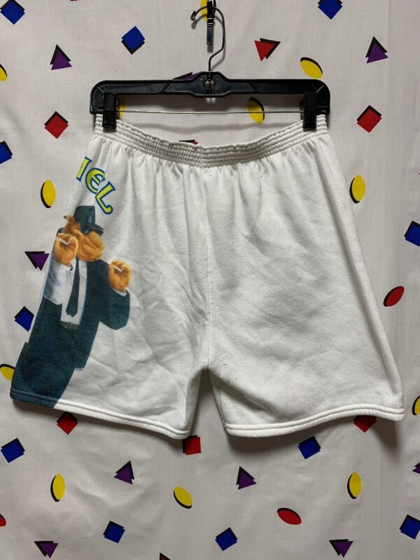 product details: JOE COOL CAMEL CIGARETTES SWEAT SHORTS AS-IS photo