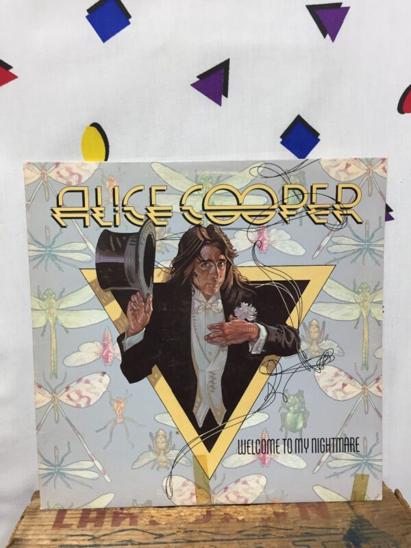 product details: ALICE COOPER – WELCOME TO MY NIGHTMARE AS-IS photo