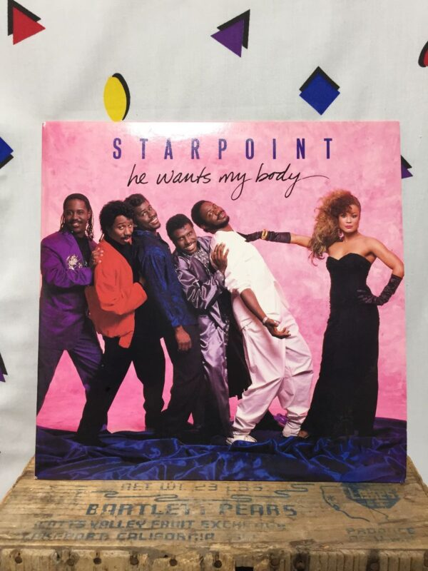 product details: STAR POINT ?– HE WANTS MY BODY photo
