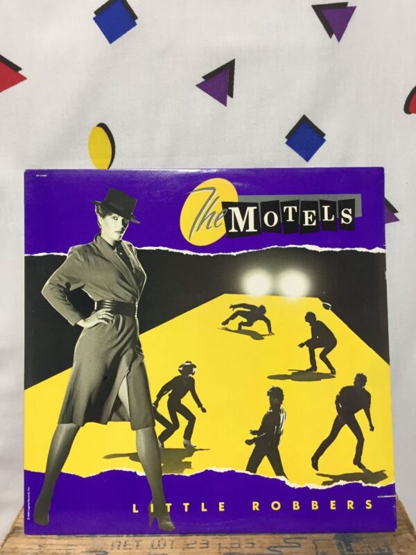 product details: THE MOTELS– LITTLE ROBBERS photo
