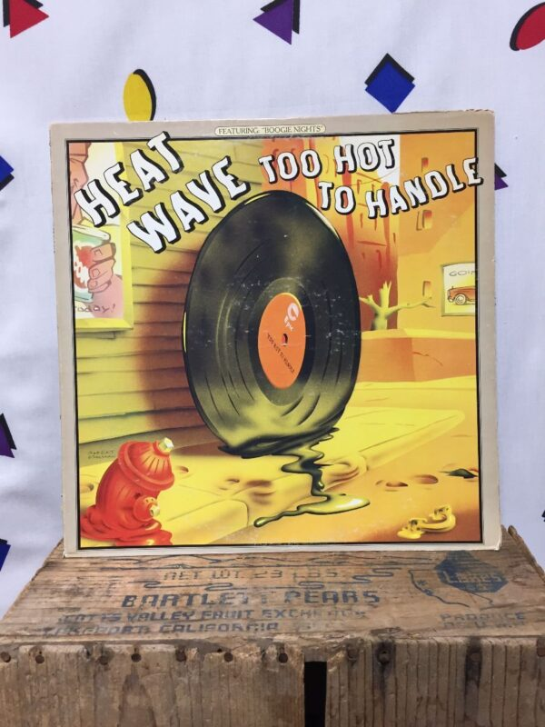product details: HEATWAVE – TOO HOT TO HANDLE photo