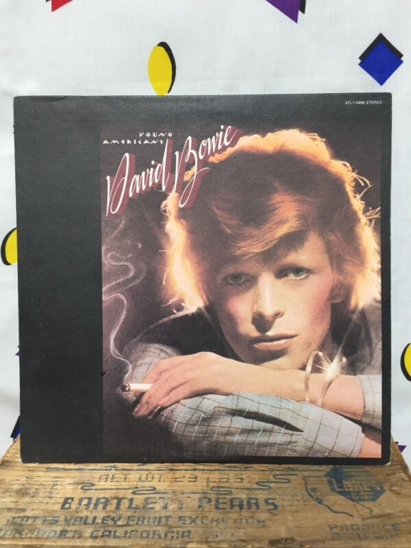 product details: DAVID BOWIE – YOUNG AMERICANS photo