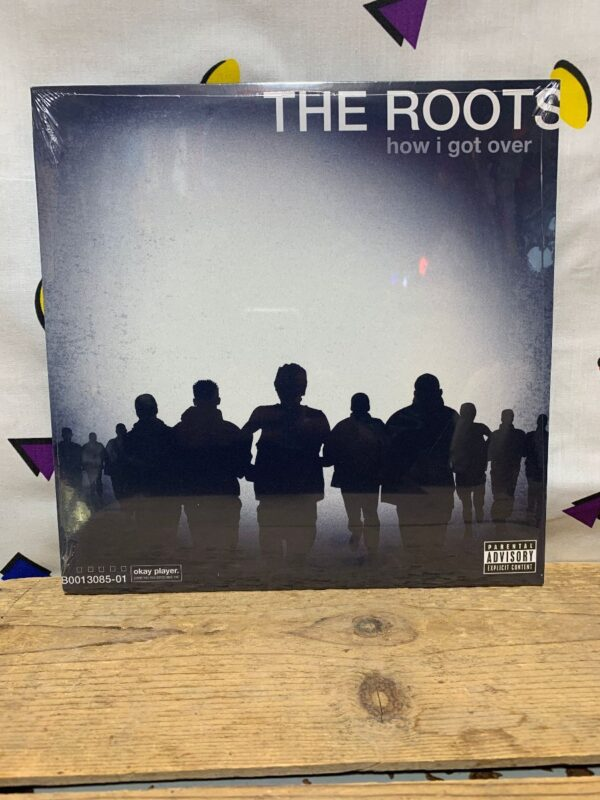 product details: BW VINYL ROOTS - HOW I GOT OVER photo