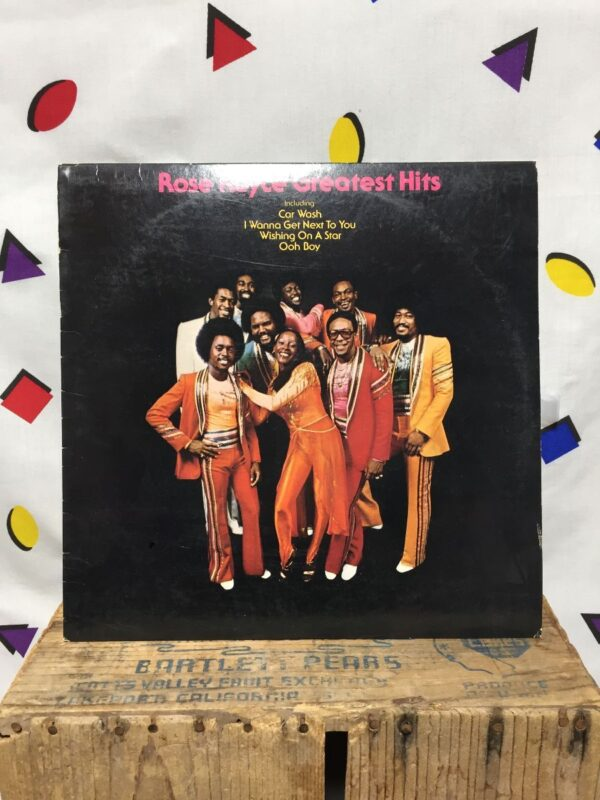 product details: ROSE ROYCE – GREATEST HITS #CARWASH photo