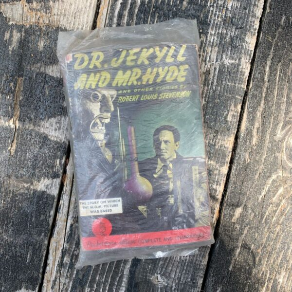 product details: DR. JEKYLL AND MR. HYDE PAPERBACK BOOK IN ORIGINAL PLASTIC SLEEVE photo