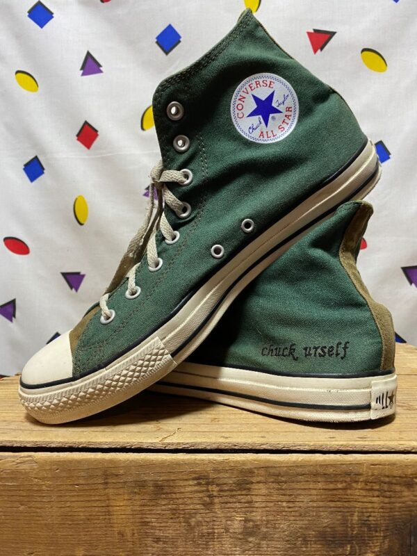 product details: HIGH TOP CONVERSE CHUCK TAYLOR SNEAKERS photo