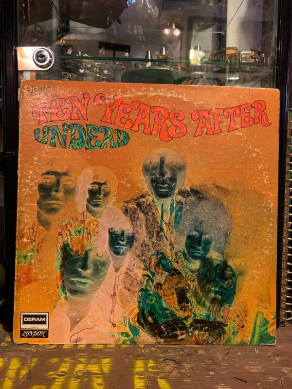 product details: TEN YEARS AFTER ?- UNDEAD (1968-  BLUES ROCK) photo