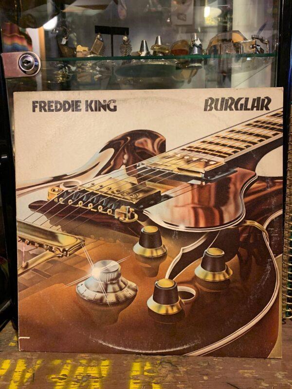 product details: FREDDIE KING – BURGLAR photo