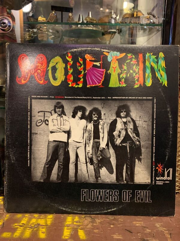 product details: MOUNTAIN – FLOWERS OF EVIL #GREAT ALBUM photo