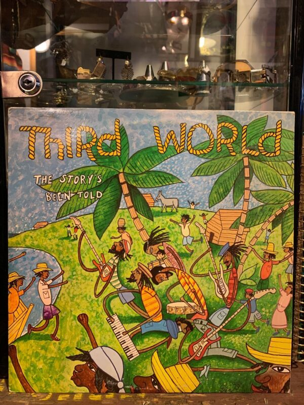 product details: THIRD WORLD – THE STORYS BEEN TOLD photo