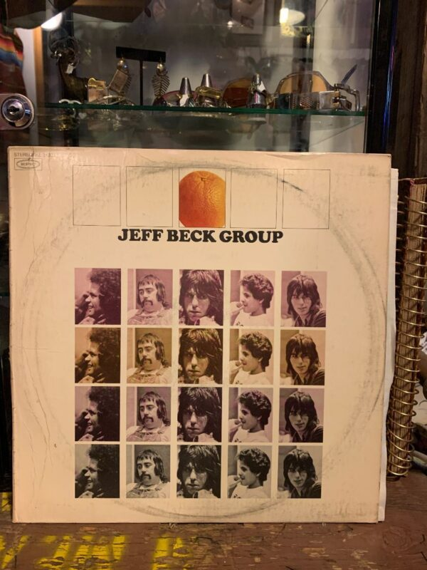 product details: JEFF BECK GROUP – JEFF BECK GROUP photo