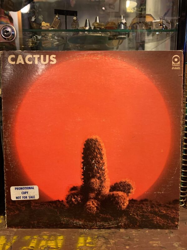 product details: CACTUS– CACTUS SELF TITLE / HARD PSYCH photo