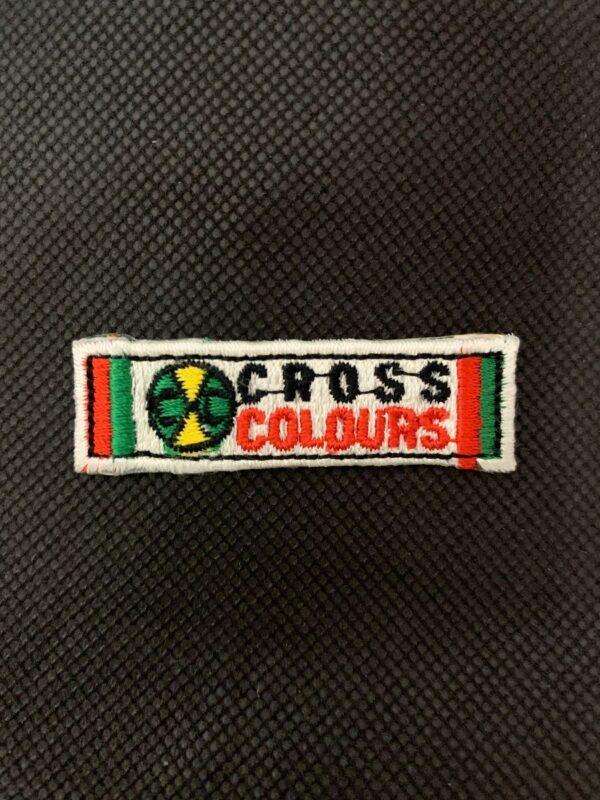 product details: CROSS COLOURS PATCH VINTAGE MINI PATCH photo
