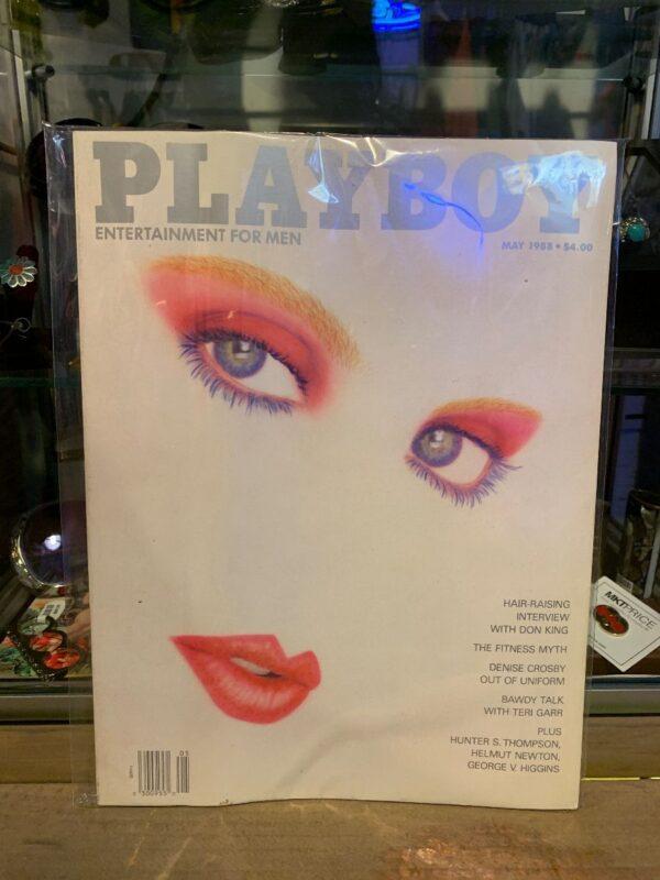 product details: VINTAGE PLAYBOY MAGAZINE - MAY 1988 | DON KING photo