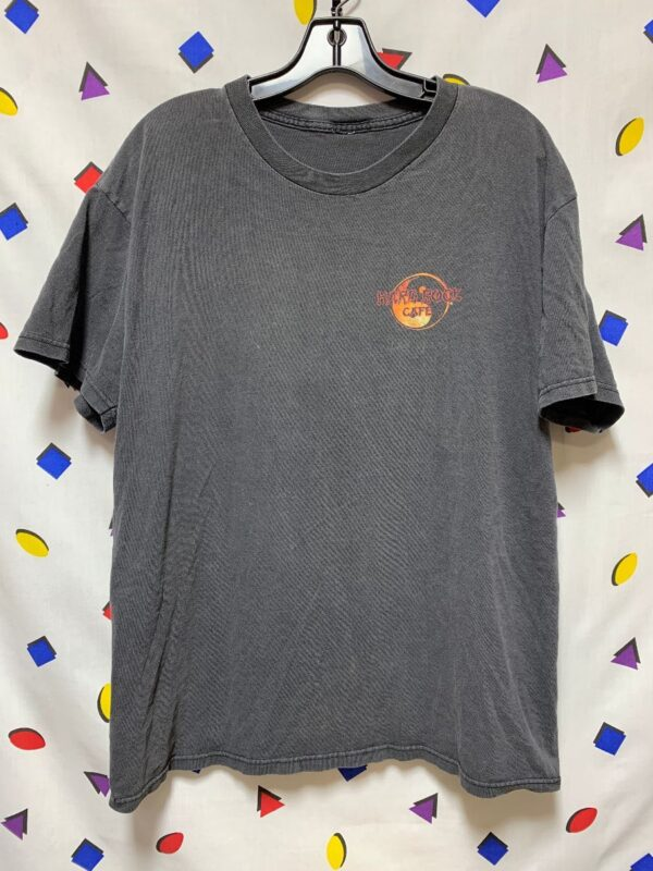 product details: FADED HARD ROCK CAFE LAS VEGAS YING YANG AND DRAGON DESIGN photo
