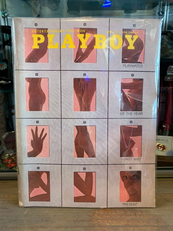 product details: PLAYBOY MAGAZINE - JUNE 1971 PLAYMATES OF THE YEAR PAST AND PRESENT photo