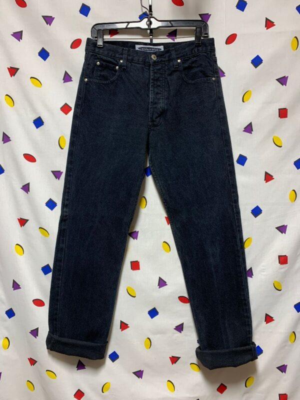 product details: CLASSIC 1990S STRAIGHT LEG DENIM JEANS photo