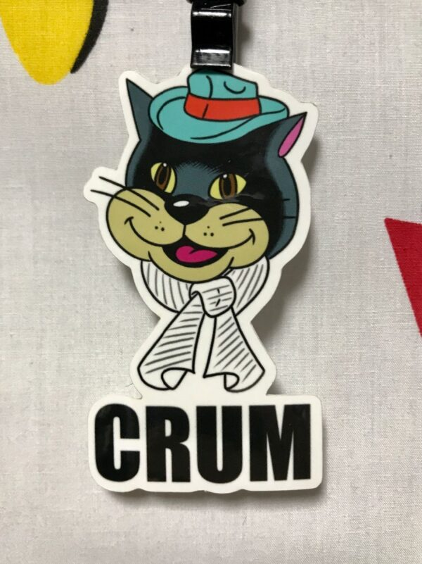 product details: HAPPY CAT WITH SCARF AND HAT STICKER  *LOCAL ARTIST photo