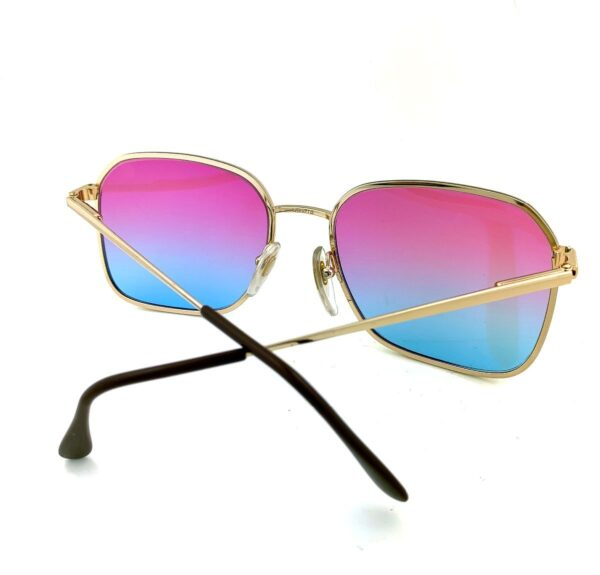 product details: 18K GOLD FRAMES WITH CUSTOM GRADIENT LENSES photo