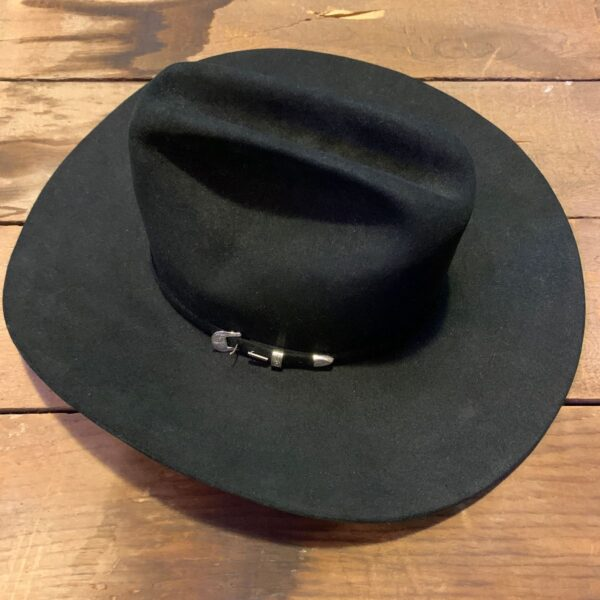 product details: CLASSIC BELTED LADIES COWBOY HAT photo
