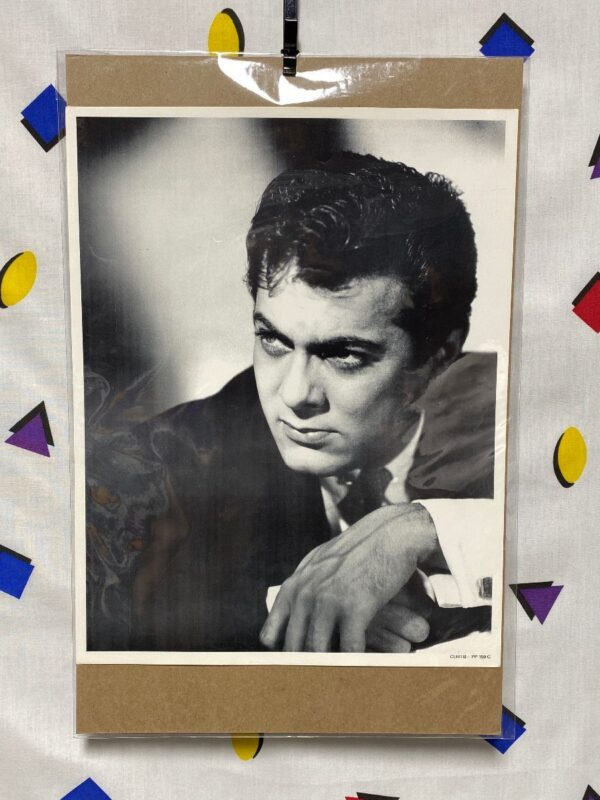 product details: TONY CURTIS HOLLYWOOD STAR HEADSHOT PHOTO SOME LIKE IT HOT SWEET SMELL OF SUCCESS photo