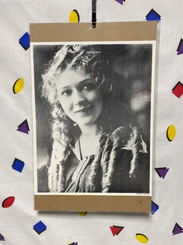 product details: MARY PICKFORD HOLLYWOOD STAR HEADSHOT PHOTO COQUETTE SECRETS THE POOR LITTLE RICH GIRL photo
