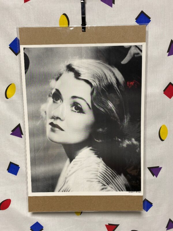 product details: JOAN BENNETT HOLLYWOOD STAR HEADSHOT PHOTO SUSPIRIA THE WOMAN IN THE WINDOW photo