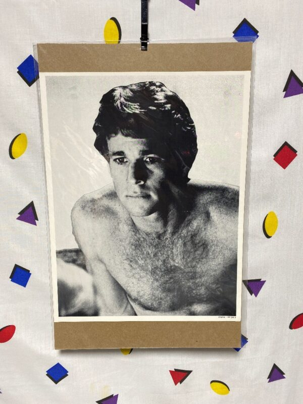 product details: RYAN O\NEAL HOLLYWOOD STAR HEADSHOT PHOTO LOVE STORY PAPER MOON photo