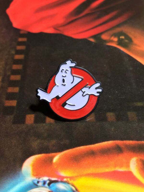 product details: NEW PIN - GHOSTBUSTERS photo