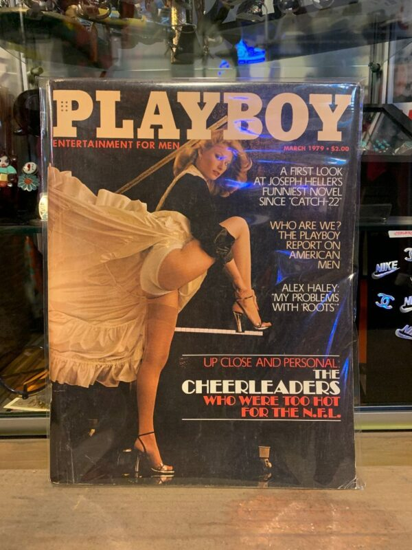 product details: PLAYBOY MAGAZINE - MAR 1979 CATCH 22 photo