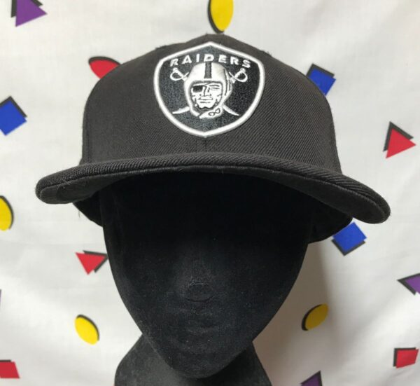 product details: 5950 RAIDERS LOGO NFL FOOTBALL FITTED CAP photo