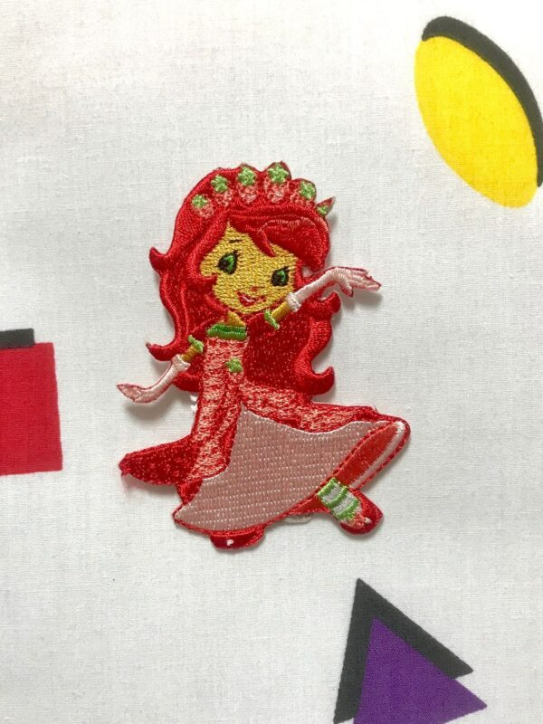 product details: STRAWBERRY SHORTCAKE PRINCESS PATCH photo