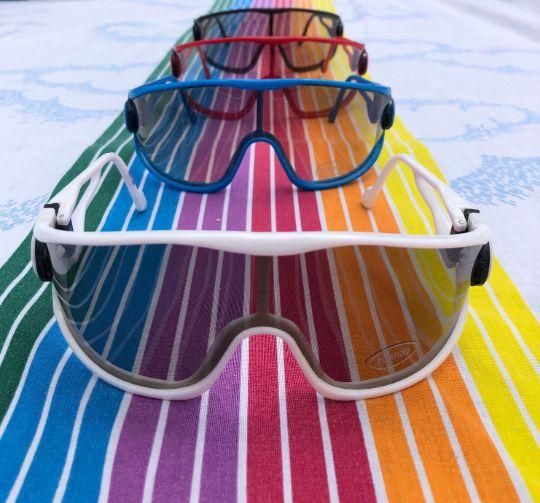 product details: SUNGLASSES SUPER COVERED EYE 1980\\S SKI STYLE GLASSES POLARIZED photo