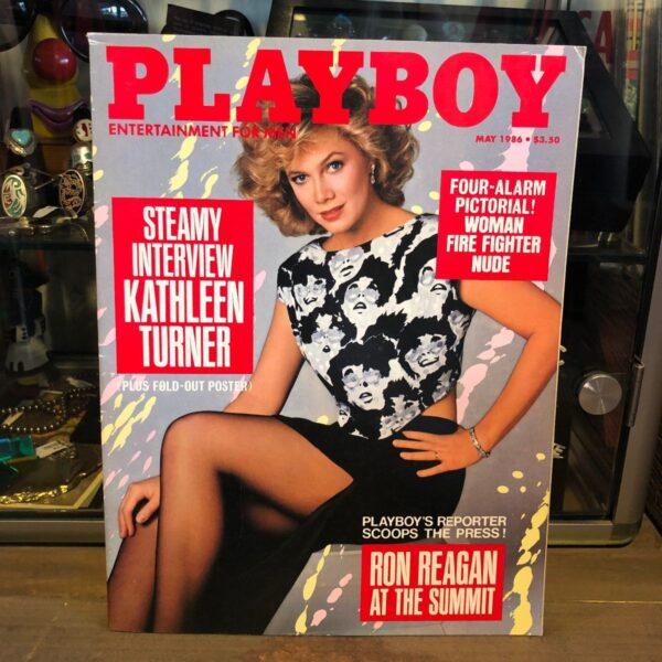 product details: PLAYBOY MAGAZINE- MAY 1986- CHRISTINE RICHTERS photo