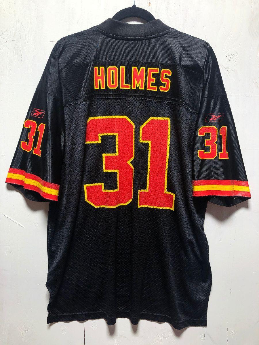 NFL KANSAS CITY CHIEFS FOOTBALL JERSEY #31 HOLMES