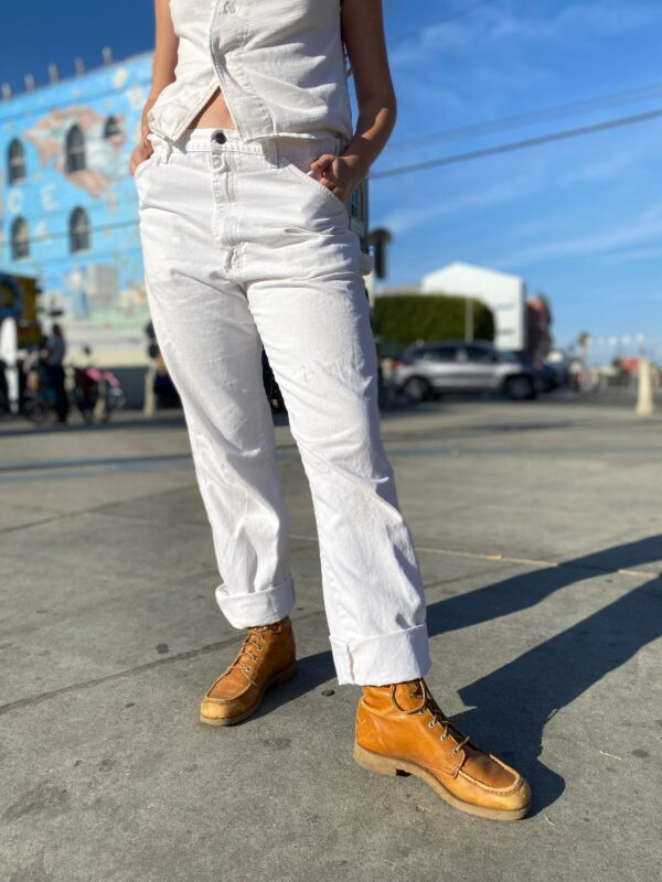 product details: DICKIES CARGO PAINTER STYLE PANTS AS-IS SUPER SOFT photo