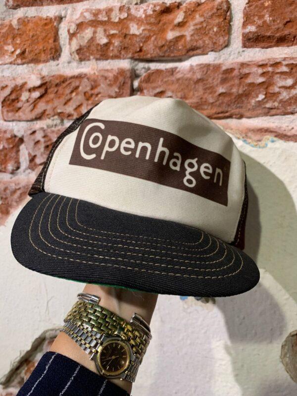 product details: MESH BACK COPENHAGEN SNAPBACK COPENHAGEN TRUCKER HAT - AS IS photo